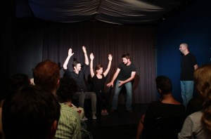 Montreal Improv Comedy