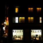 Relief in Zurich